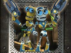 Роботы Болт и Блип смотреть онлайн бесплатно в хорошем качестве